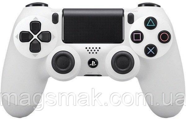 Геймпад PS4 Dualshock 4 V2 White