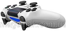 Геймпад PS4 Dualshock 4 V2 White, фото 2