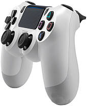 Геймпад PS4 Dualshock 4 V2 White, фото 3