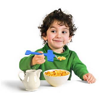 """Вилка дитяча """"Винищувач їжі"""", фото 2"""