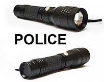 🔥 Тактический ручной фонарик Bailong Police BL-1С-Т6