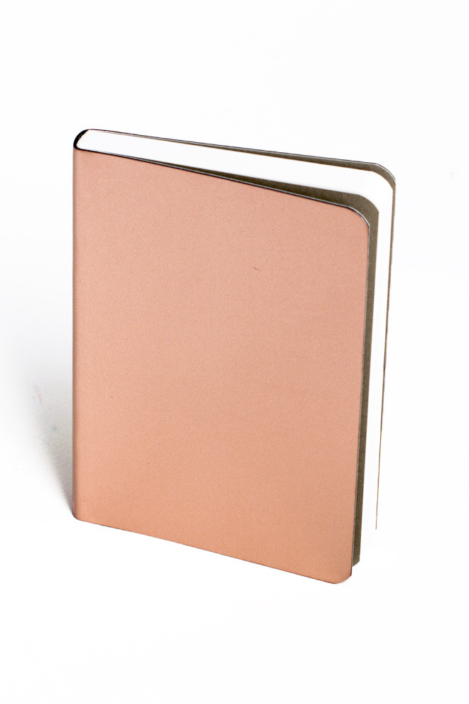 """Блокнот """"Перламутр"""" Copper"""