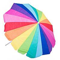 🔥 Зонт пляжный (для стола пикника) для защиты от солнца 1,8 м