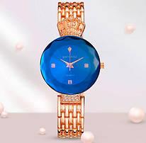 🔥 Женские металлические часы Baosaili Quartz. Наручные часы Baosaili