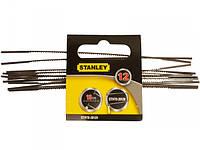 Полотна до лобзика STHT0-20128 12шт Stanley STHT0-20129   Пилочки для лобзика запасні