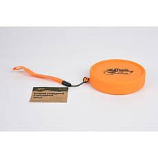 Стакан складаний силіконовий з кришкою Tramp 180ml orange, фото 3