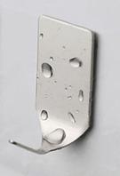 Крючок на самоклейке, нержавеющая сталь