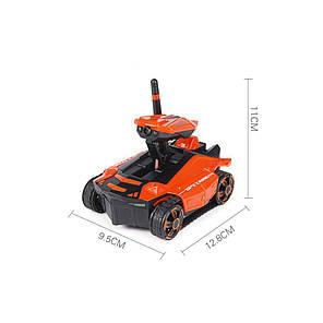 Танк шпион Аттоп YD-211 Оранжево-черный, фото 2