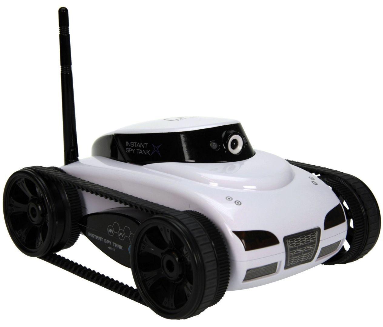 Танк-шпион Happy Cow I-Spy с камерой WiFi