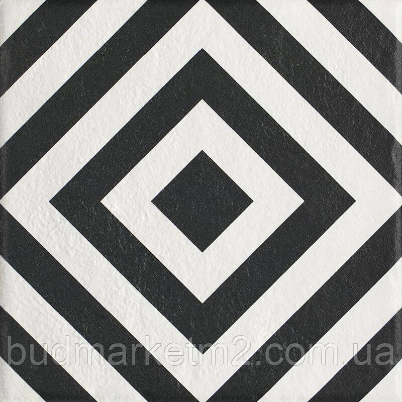Плитка PARADYZ Modern Struktura Motyw У Стіна-Підлога 198х198