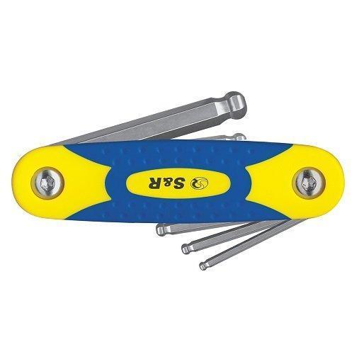 Набор шестигранных ключей S&R НX 6шт