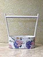 Ящик для цветов и декора, Гортензия