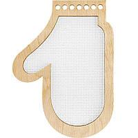 Заготівка для вишивання нитками FLH-026  ,9*10см