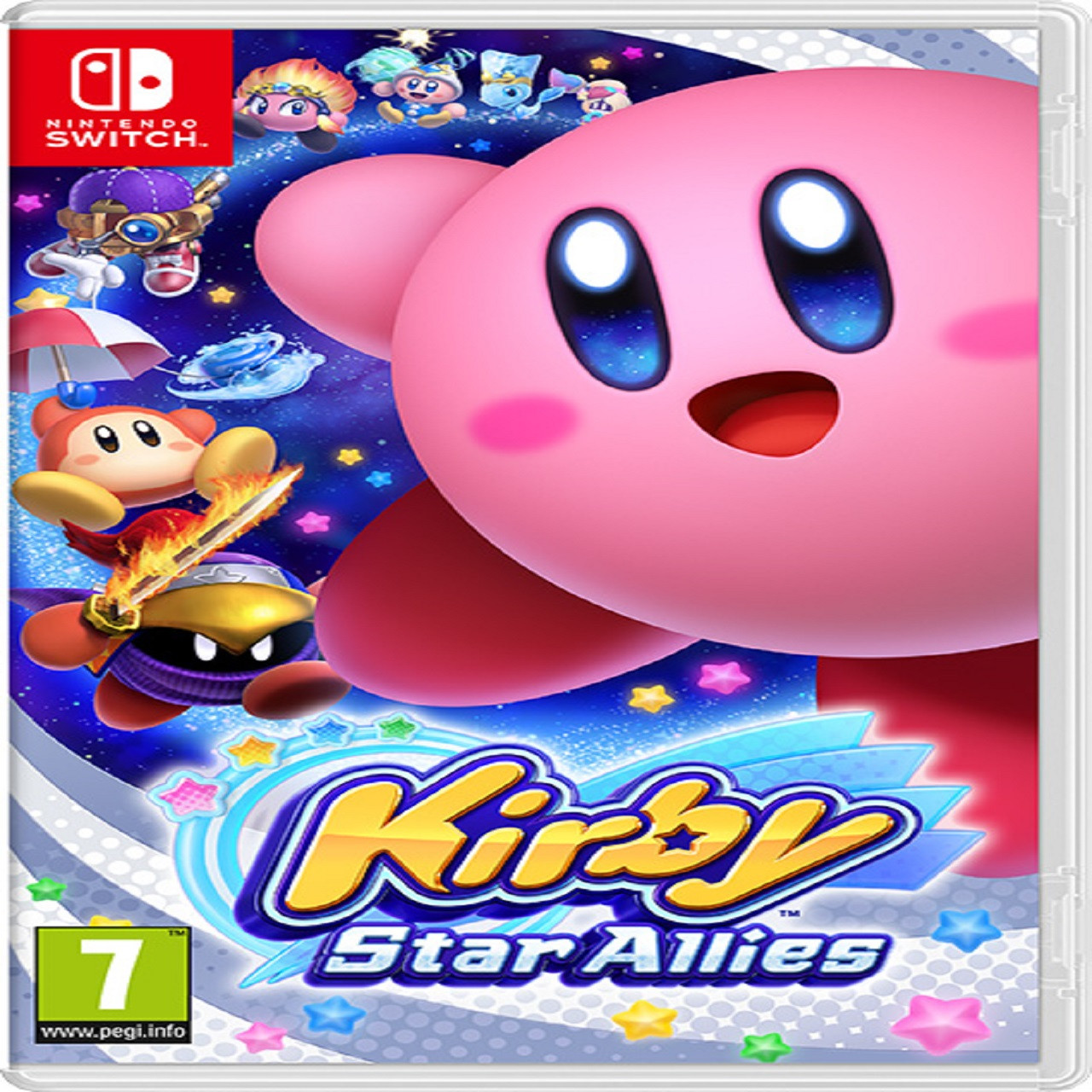Kirby Star Allies ENG Nintedo Switch
