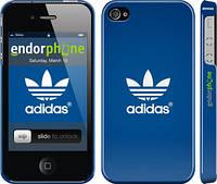"Чехол на iPhone 4 Adidas 5 ""999c-15"""