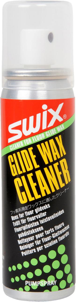 Смывка для фторированных мазей скольжения Swix I84 Cleaner 70ml