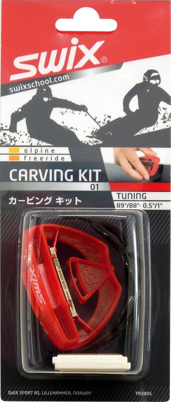 Набор для ремонта кантов Swix TA3005 Carving kit №1