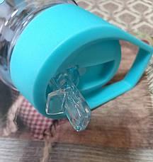 Бутылка для воды 807 500мл. Единорог/Кошечка, фото 3