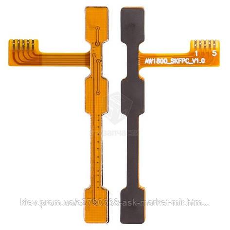 Шлейф для Fly IQ4601 Era Style 2 Original Кнопки регулировки громкости, кнопка включения #HQ22000597000, фото 2