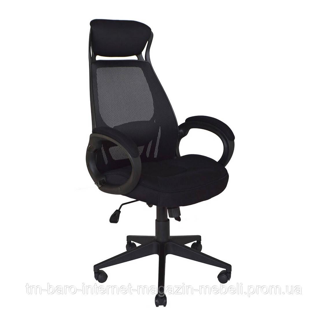 Кресло Дакар РХ черный, Richman