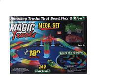 Magic Tracks 360 деталей на 3 батарейки Гоночный трек