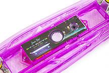 """Penny """"Fish Skateboard Original"""" Violet. Музыкальная и светящаяся дека!, фото 3"""
