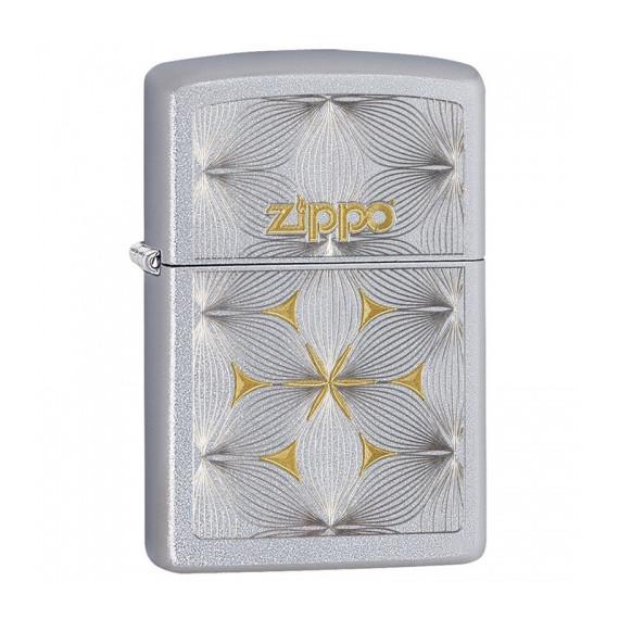 Зажигалка Zippo Flowers, 29411