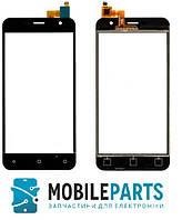 Сенсор (Тачскрин) для Prestigio MultiPhone 3512 Muze B3   MultiPhone PSP 7511 Muze B7 (Черный) Оригинал Китай