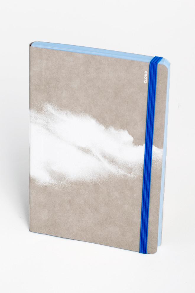"""Блокнот """"Облака"""" Blue"""
