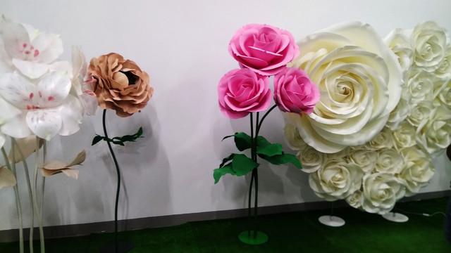 """Студия больших цветов """"Dandelion"""" на выставке AGROEXPO-2019"""