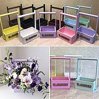 Ящик для цветов и декора, Classic Flоwers