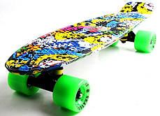 """Penny Board """"Fish"""" Joker., фото 3"""