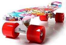 "Penny Board ""Fish and sword"", фото 2"