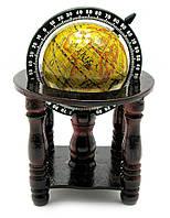 Глобус на подставке (13,5х10х10 см)(5,7)