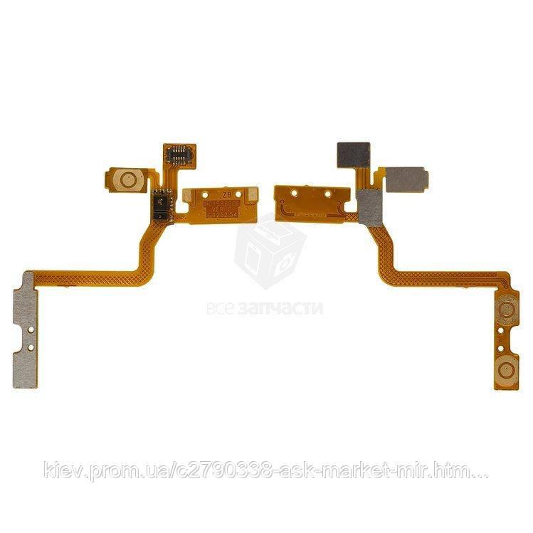 Шлейф для Huawei S8600 Original Кнопки регулировки громкости, кнопка включения, датчик приближения