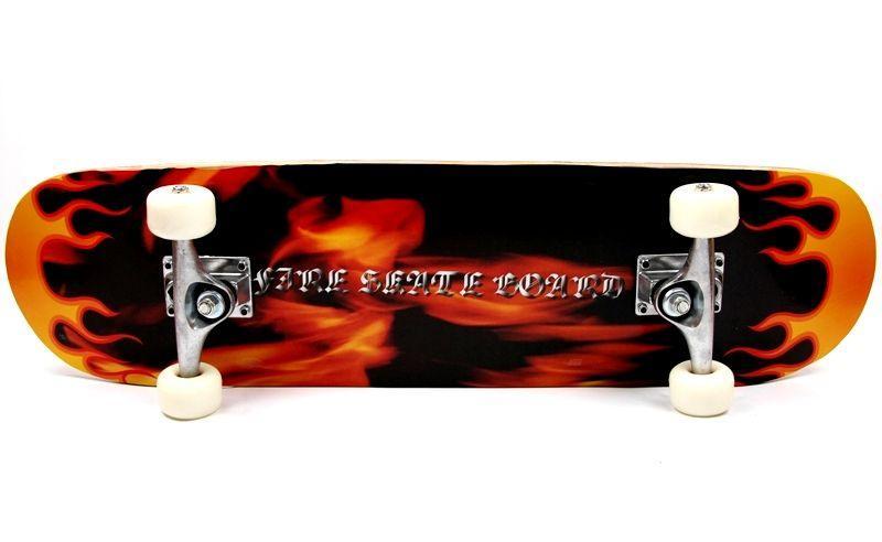 "Скейт ""Fire Skateboarde"" до 90 кг"
