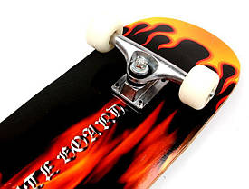 """Скейт """"Fire Skateboarde"""" до 90 кг, фото 2"""