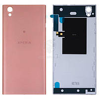 Задняя панель корпуса (крышка аккумулятора) для Sony Xperia L1 (G3311, G3312, G3313) Оригинал Розовый
