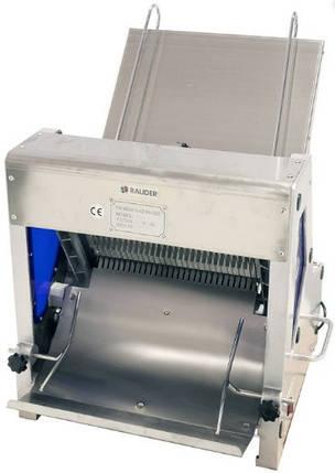 Хлеборезательная машина Rauder LB-31, фото 2