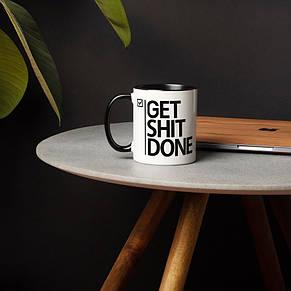 """Кружка """"Get Shit Done"""", фото 2"""