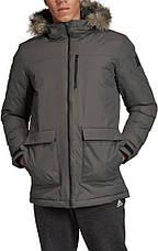 Куртка adidas мужская Xploric parka DZ1432, фото 3