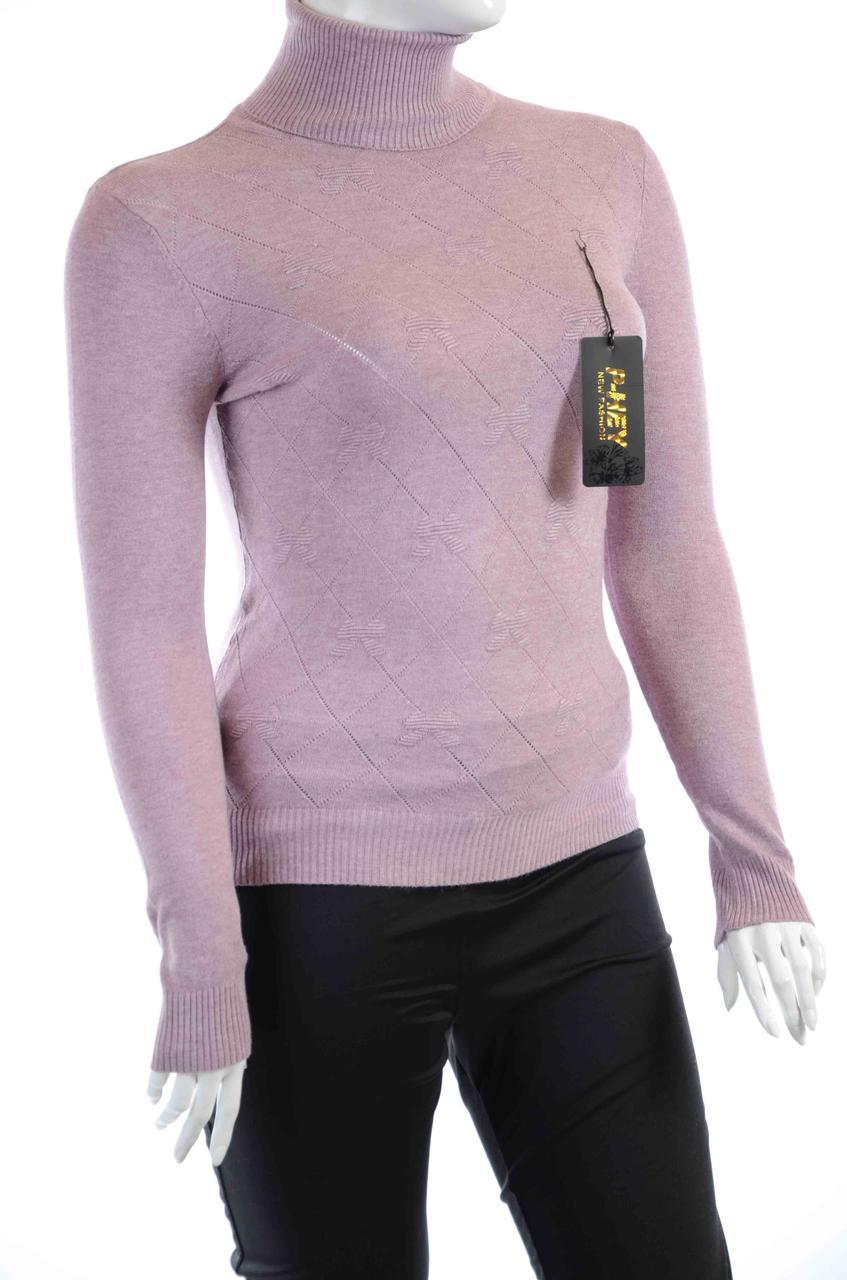 Женская кофта-гольф  в расцветках AF312