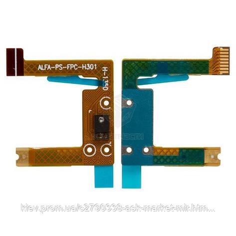 Шлейф для Lenovo A656 Original Датчик приближения, фото 2