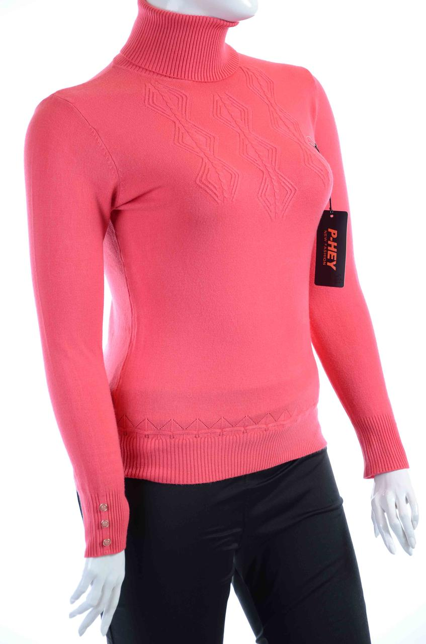 Женская кофта-гольф  в расцветках AF76