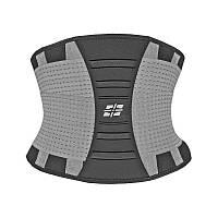 Пояс для поддержки спины Power System Waist Shaper PS-6031 Grey L/XL, фото 1
