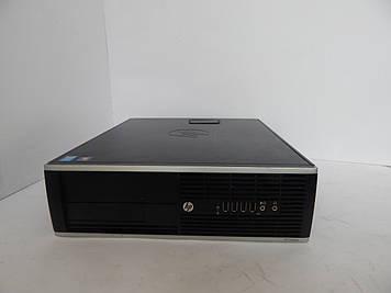 Компьютер системный блок HP 6200 sff i3 2100 ОЗУ 4ГБ ddr3 диск 250ГБ soket 1155