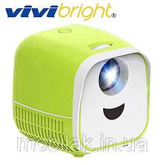 VIVIBright оригинальный портативный мини-проектор L1
