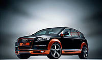 Обвес Audi Q7 ABT style