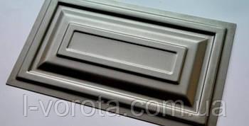 Металлическая филенка 480х280х1.5мм