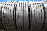 Грузовые шины б/у 385/65 R22.5 Next Tread NT RHT, 10/12 мм, пара+одна